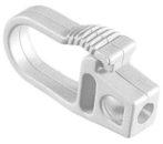 Nylonhaken mit Sicherung für 6mm Seil